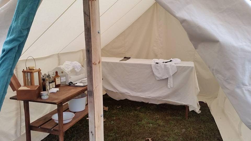 Jackson Creek Homestead Civil War Hospital