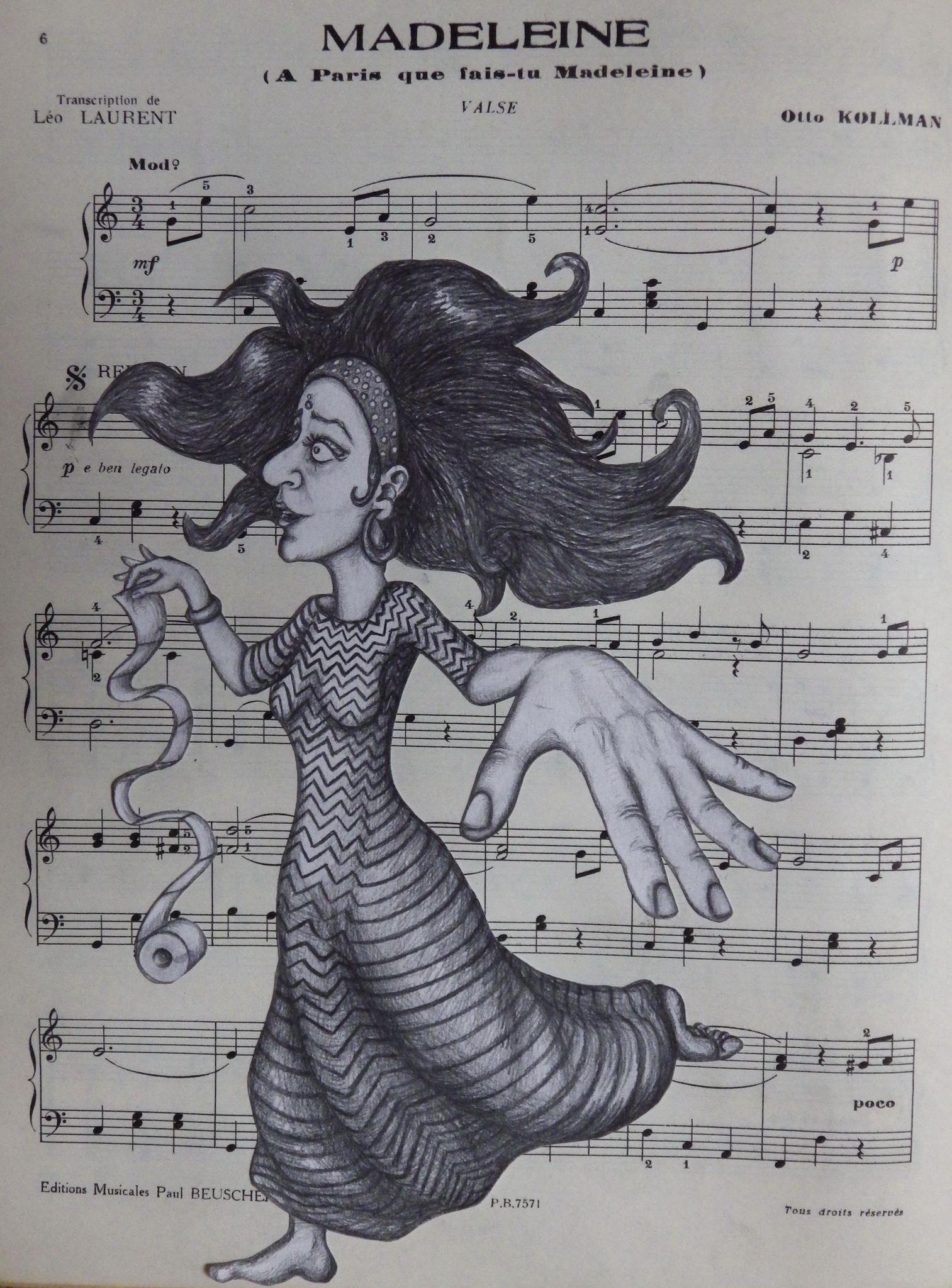 Madeleine - Photo de Les dessins - Créabroll | Dessin ...
