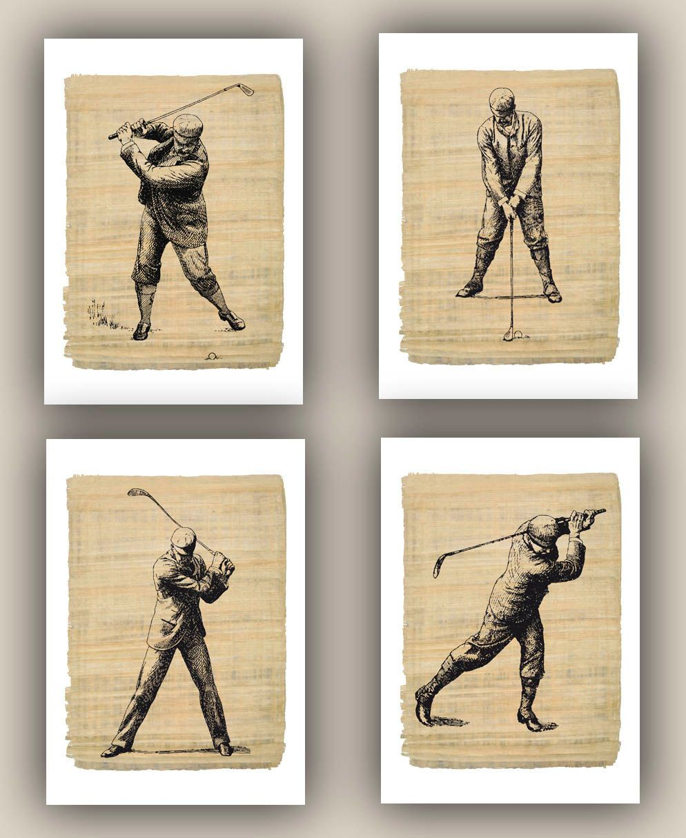 Man Cave Bathroom Colors: Golf Art, Golf Room, Golf Man