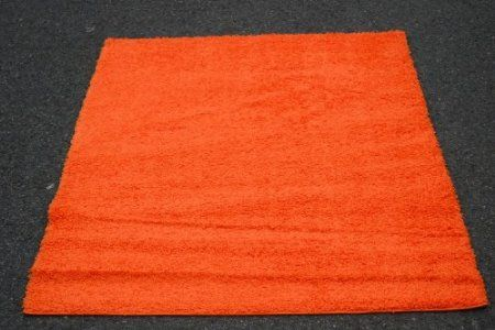 Amazon.com: Orange Shag 5x7 Modern Contemporary Area Rugs: Home & Kitchen