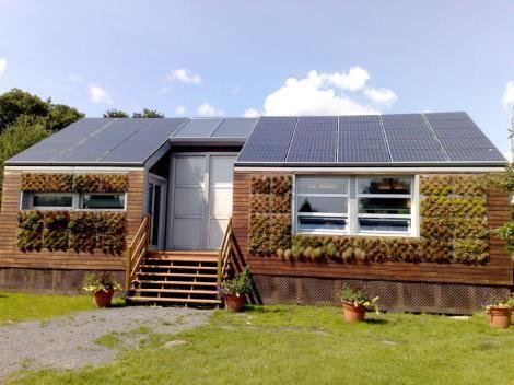 Permacultura casas ecologicas buscar con google - Casas prefabricadas ecologicas ...