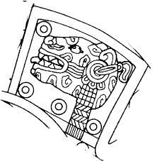 Resultado de imagen para dibujo jaguar maya