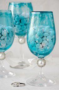 Wedding Table Favors