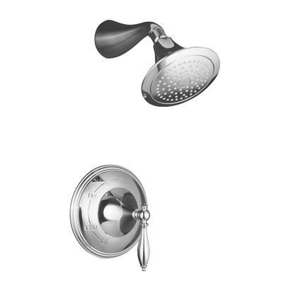 Kohler   Finial Traditional Rite Temp Pressure Balancing Shower Faucet  Trim, Valve Not