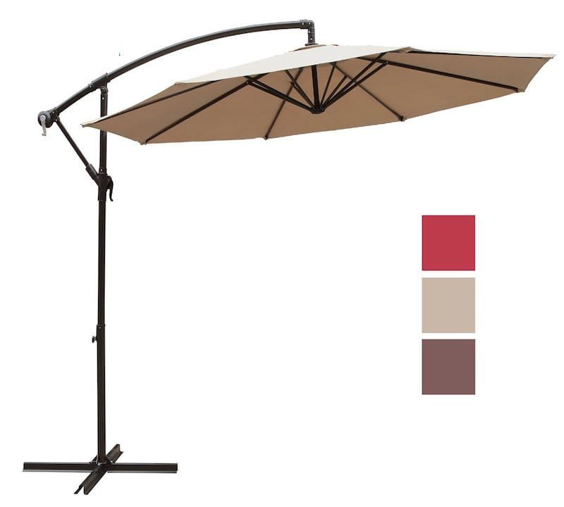 Best Cantilever Umbrella Reviews Top