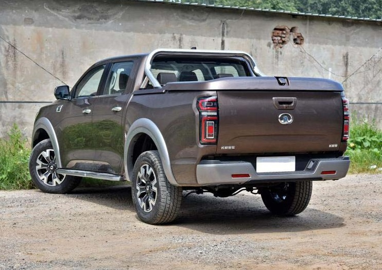 great wall motors launches new pickup brand the pao p on great wall id=65922