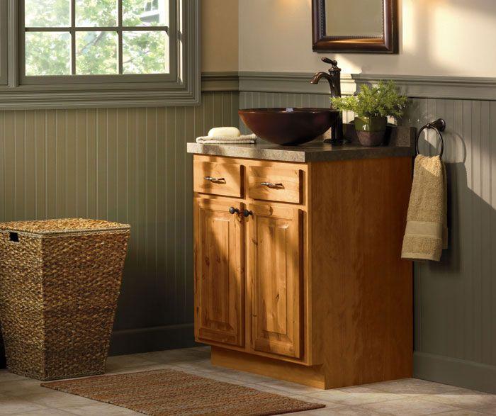 Birch Bathroom Vanities aristokraft aiden bathroom cabinet door style. rustic birch wood