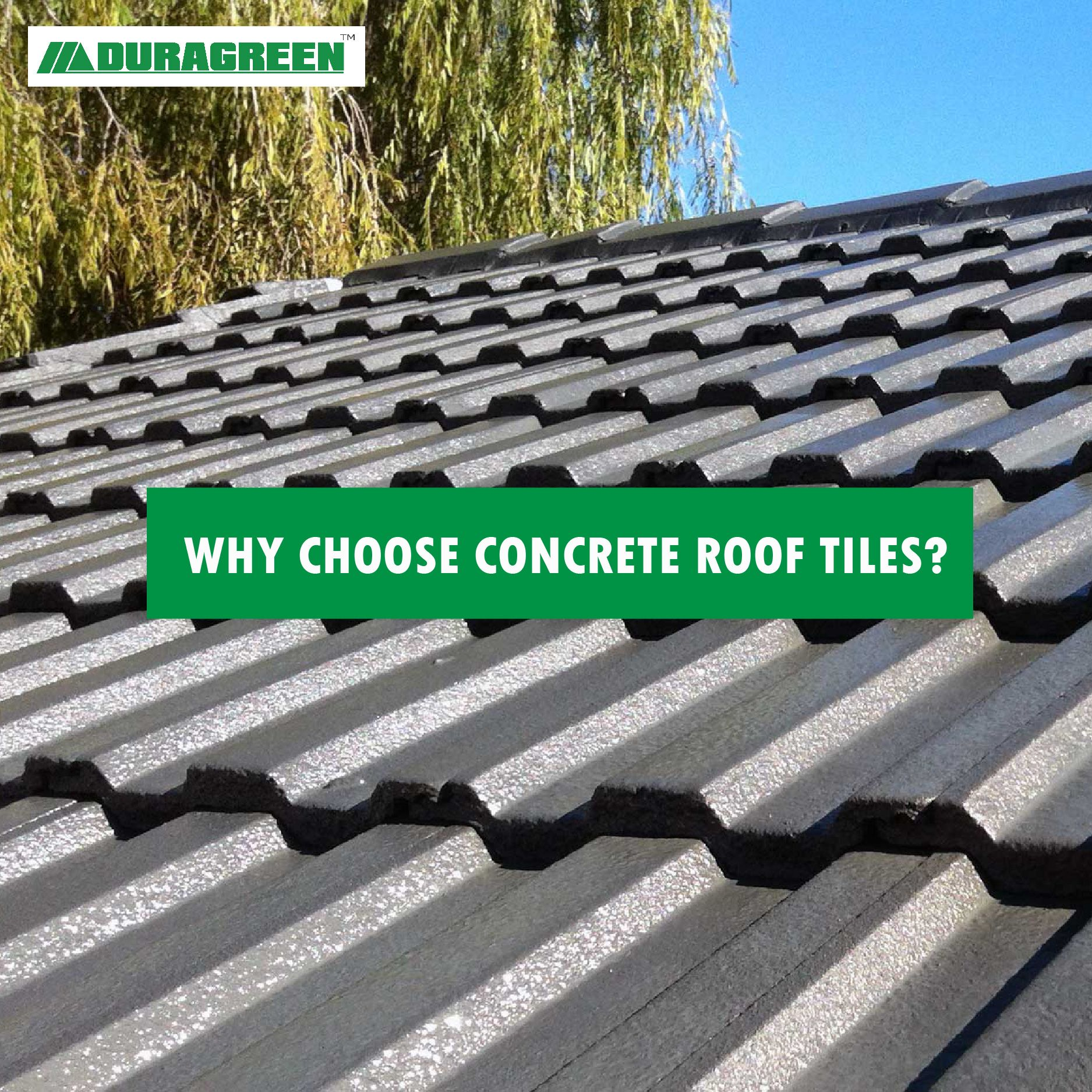 5 Reasons To Choose Concrete Roof Tiles In 2020 Concrete Roof Tiles Concrete Roof Roof Tiles