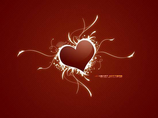 Carte virtuelle Coeur Design http://bit.ly/1M2yjvZ #CartePostale #Wallpaper