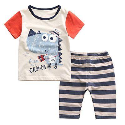 Short -sleeve Shirt Kids Clothing