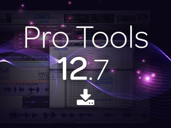 Avid Pro Tools 12 7 1 Crack & Keygen Full Version Download