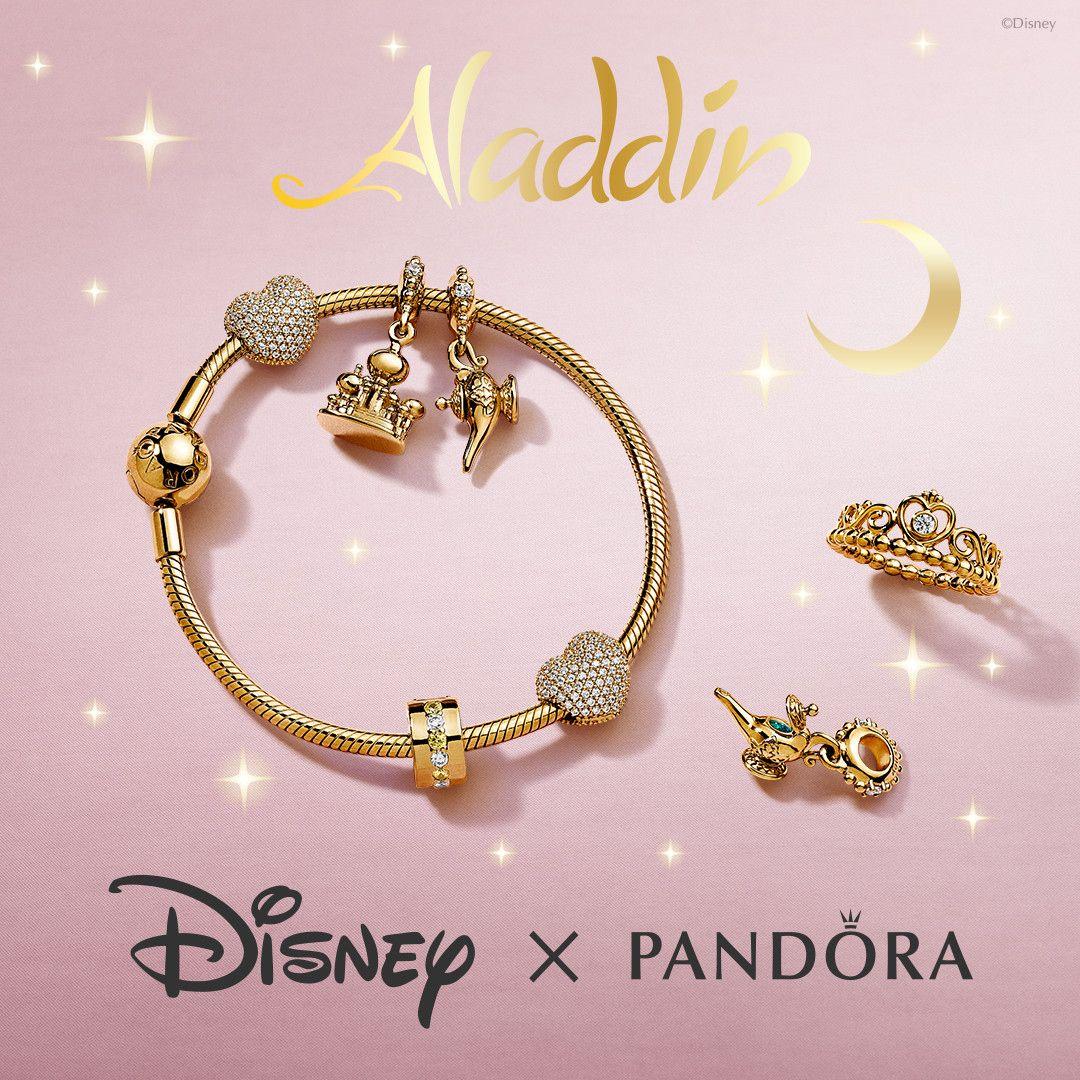 pandora charm aladdin