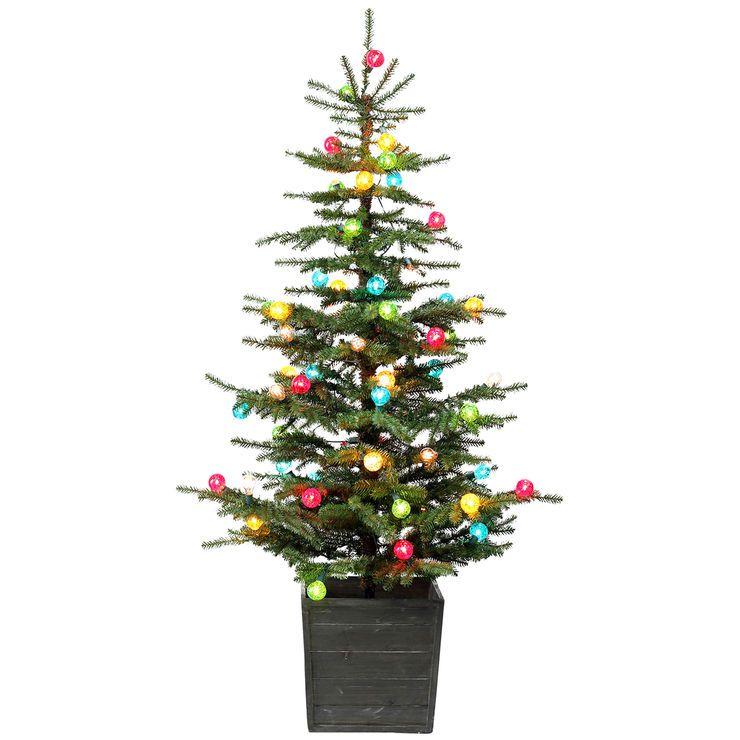 If You Are Looking To Step Away From The Traditional Tree Go With Our Campeche Light Christmas Tree T Christmas Tree Lighting Christmas Tree Vintage Christmas