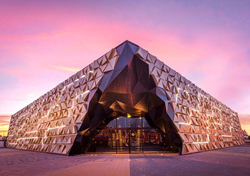Merveilleux Gold Souk Building, Beverwijk Bazaar   The Netherlands