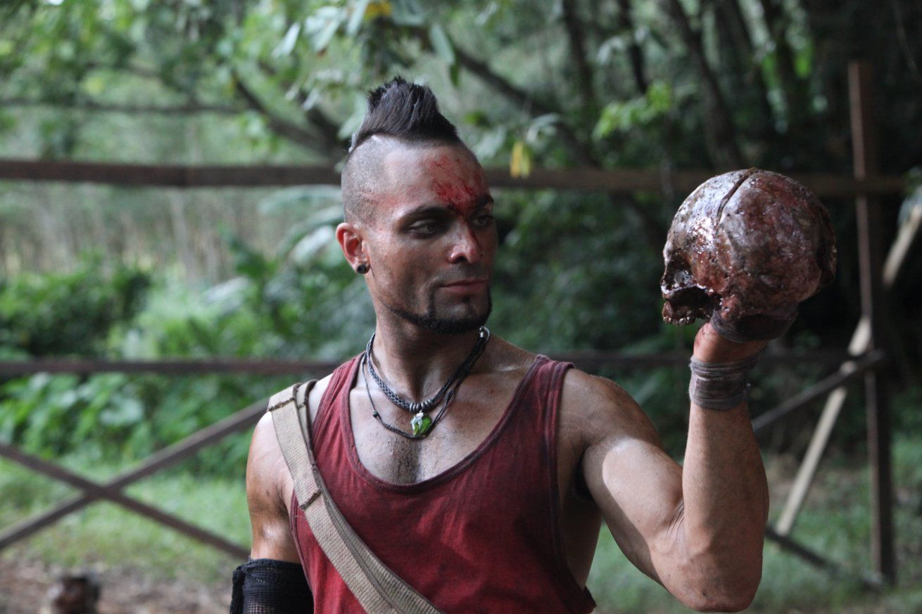 So The Voice Actor Of The Villain In Far Cry 3 Michael Mando Is A Main Character In Better Call Saul Far Cry 3 Far Cry Game Crying