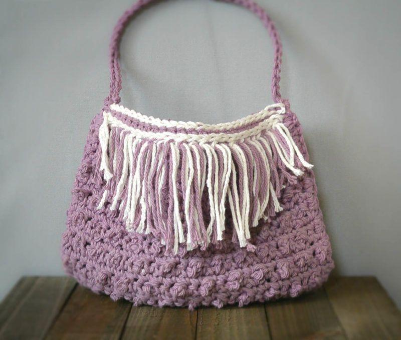 22 Free Crochet Purse & Bag Patterns | Flecos de ganchillo ...