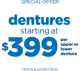 Dentures Starting At 399 Dental Discount Plans Dental Insurance Dentist