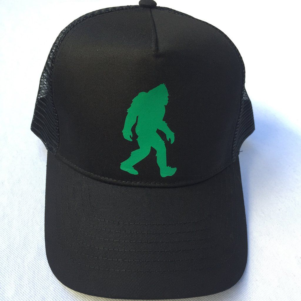 Sasquatch Trucker Hat  202f9f36db0