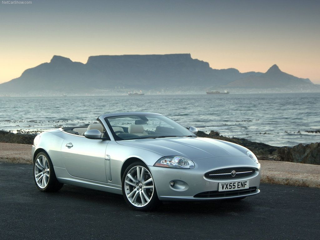 19. Drive An Open Top Car Into The Sunset (this Jaguar Would Be
