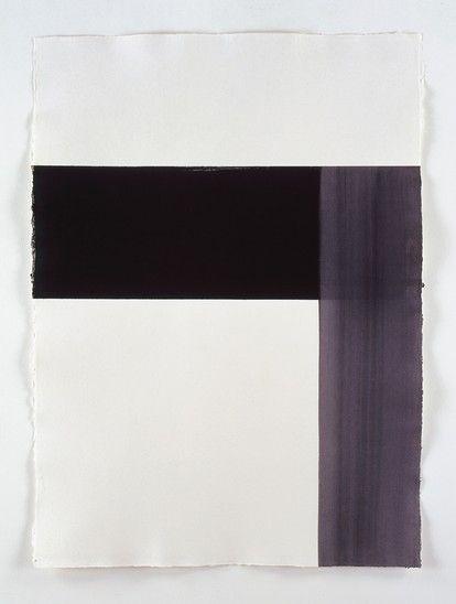 watercolours (1997) - Callum Innes