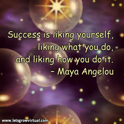 Success is liking yourself liking what you do and liking how you success is liking yourself liking what you do and liking how you do it solutioingenieria Images