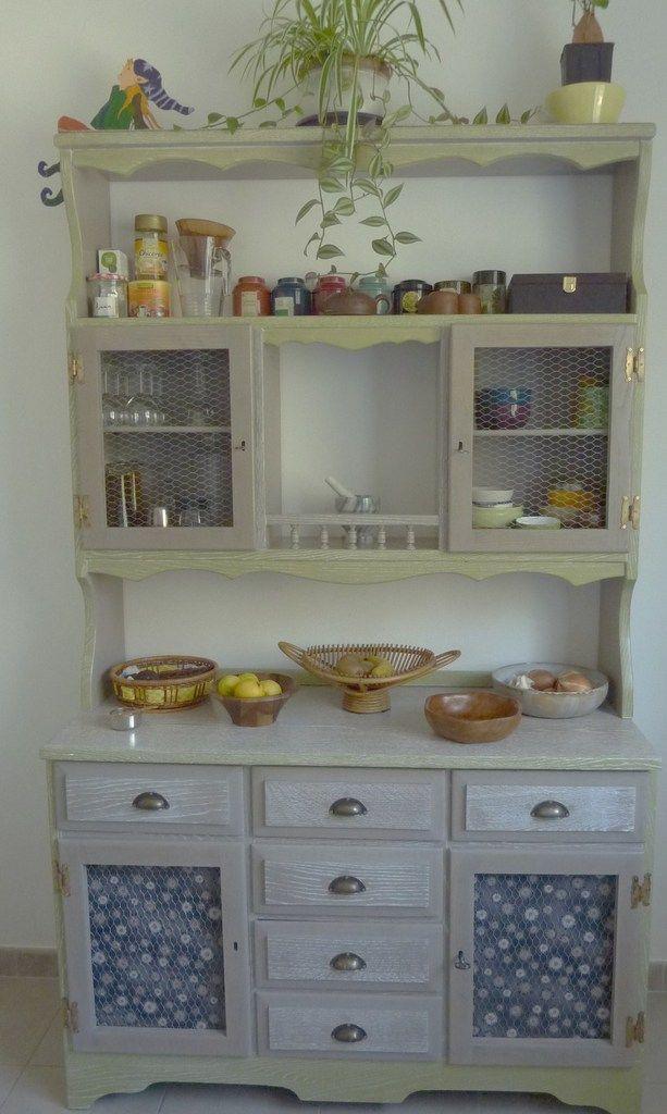 céruser un buffet en chêne relooking meuble Pinterest Du bois
