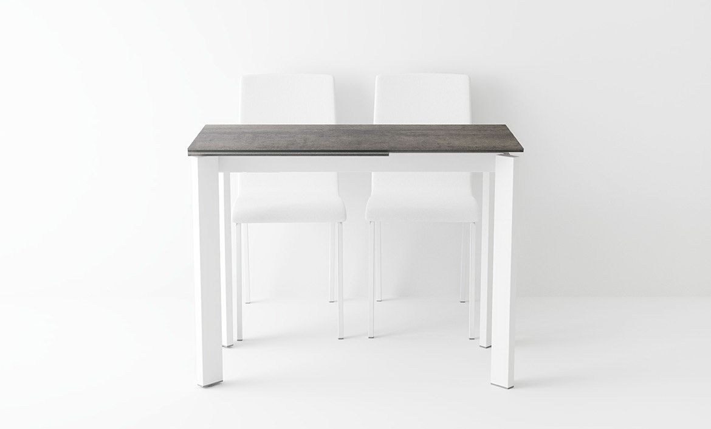 Mesa cocina POKER, catálogo Muebles ANTOÑÁN, del fabricante español ...