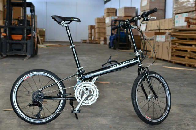 Bike Friday Pocket Rocket Companion Sepeda