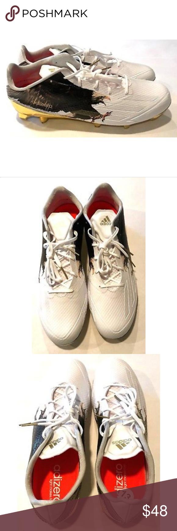 buy popular dfbb7 383ce Adidas Adizero 5-Star 5.0 Uncaged Football Cleat Adidas Adizero 5-Star 5.0  Uncaged
