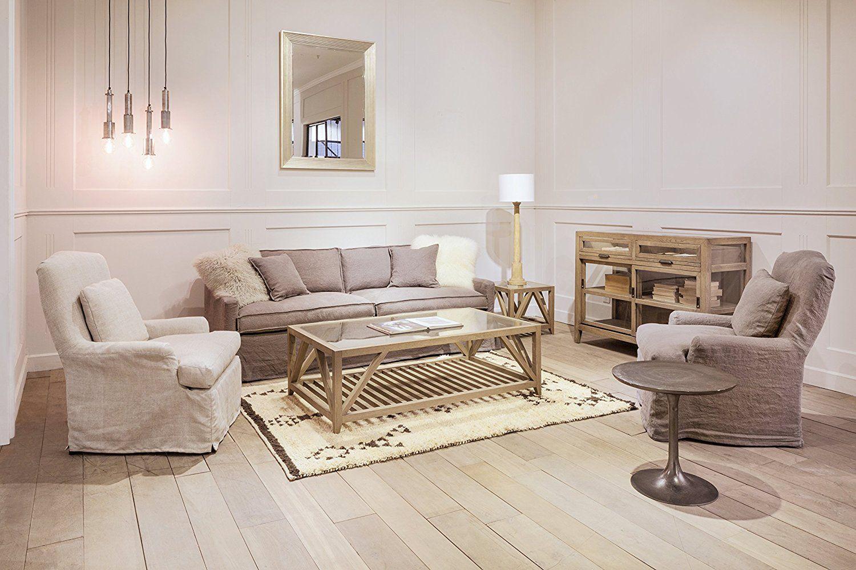 Amazon Com Flamant Nina 86 5 Sofa Charcoal Linen Kitchen Dining Comfy Sofa Sofa Home [ 1000 x 1500 Pixel ]