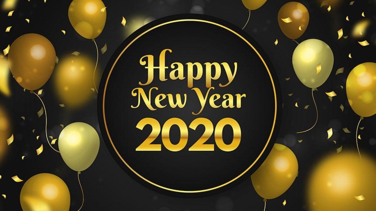 Happy New Year 2020 Happy New Year Wishes New Year Wishes Quotes New Year Wishes