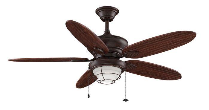 Karen Indoor/Outdoor Ceiling Fan
