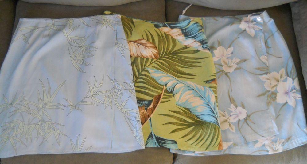 Ladies SZ 10 Blue & light Green Tommy Bahama adorable skirt! SALE just $15 @eBay   FOUND on eBay