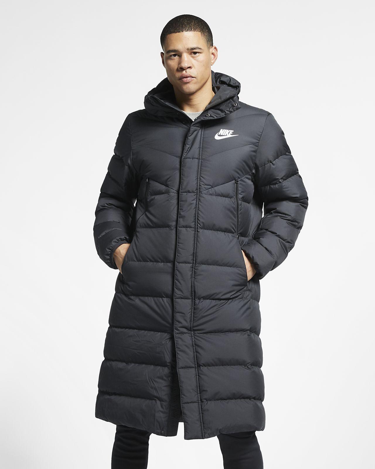 entrega a domicilio Juguetón Amasar  Parka con capucha para hombre con relleno de plumón Nike Sportswear  Windrunner. Nike CL | Ropa de hombre, Chaqueta hombre, Chaquetas parka
