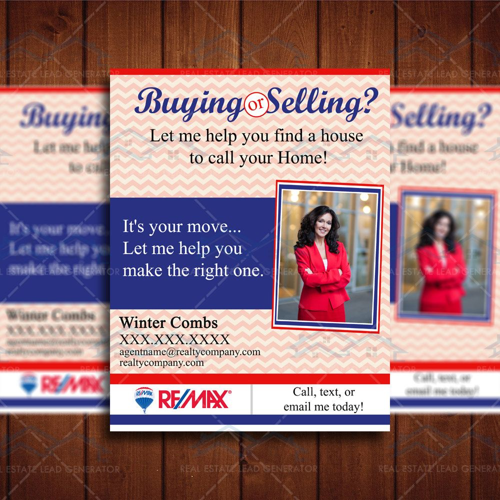 flyers for realtors