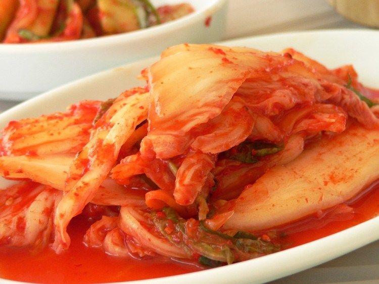 Cara Membuat Kimchi Sederhana Di Rumah Kimchi Resep Masakan Korea Nasi Goreng Kimchi