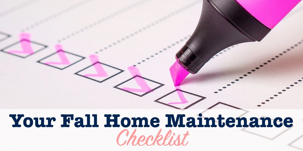 Photo of Ihre Fall-Home-Wartungs-Checkliste
