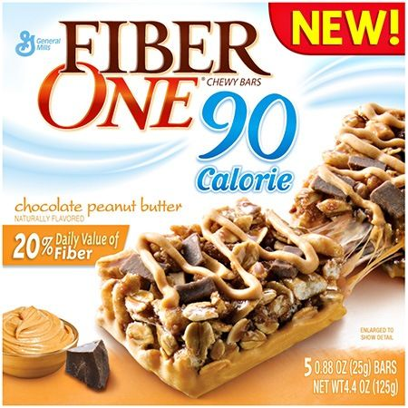 Fiber One Chocolate And Peanut Butter Bar 1 Point