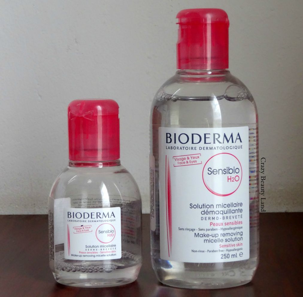 Bioderma Makeup Remover Emo Makeup
