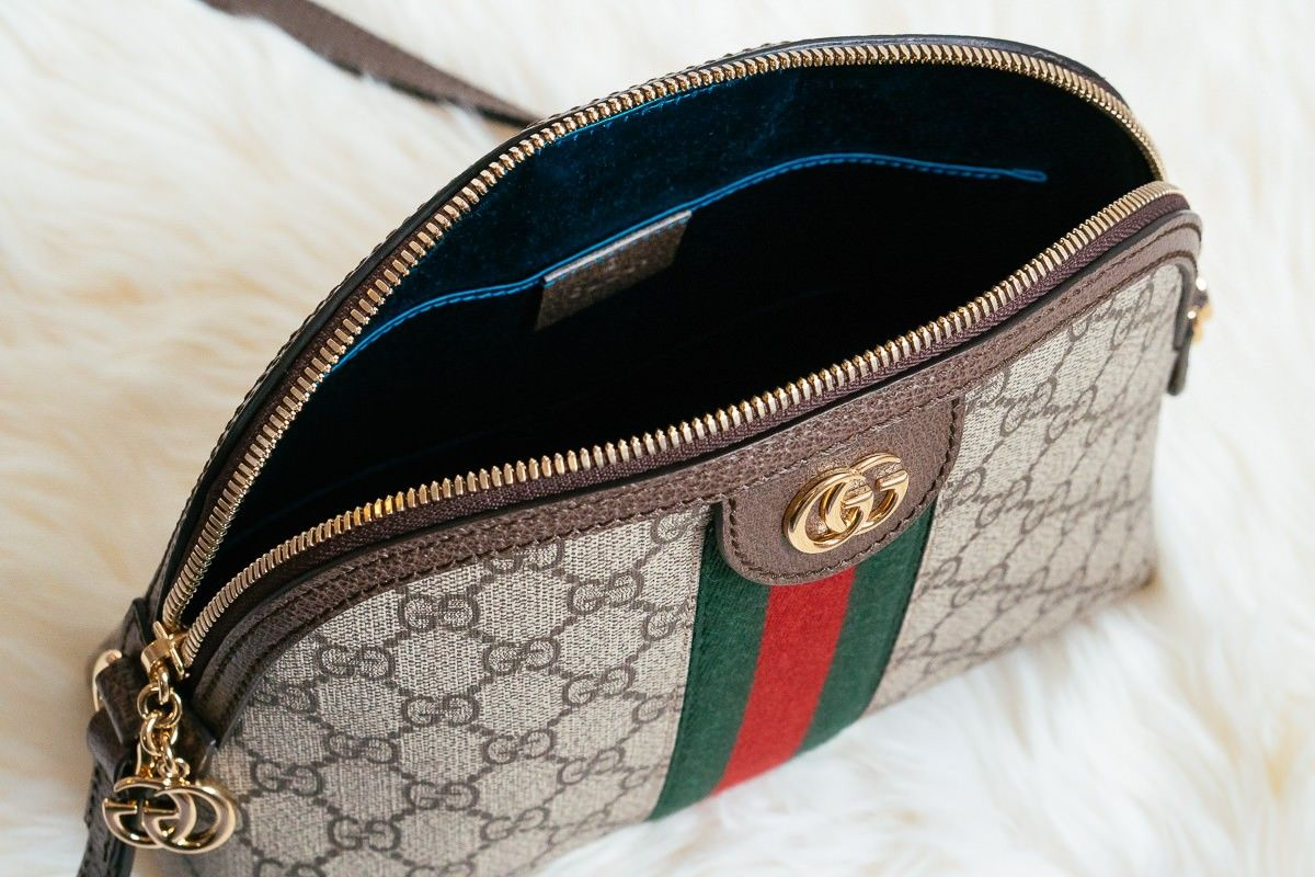 a55b1b7c5 Gucci Ophidia GG Small Shoulder Bag | Bags in 2019 | Bags, Gucci ...