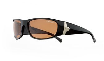 ee5d28452c HABER Sunglasses. Columbia  Black - Amber