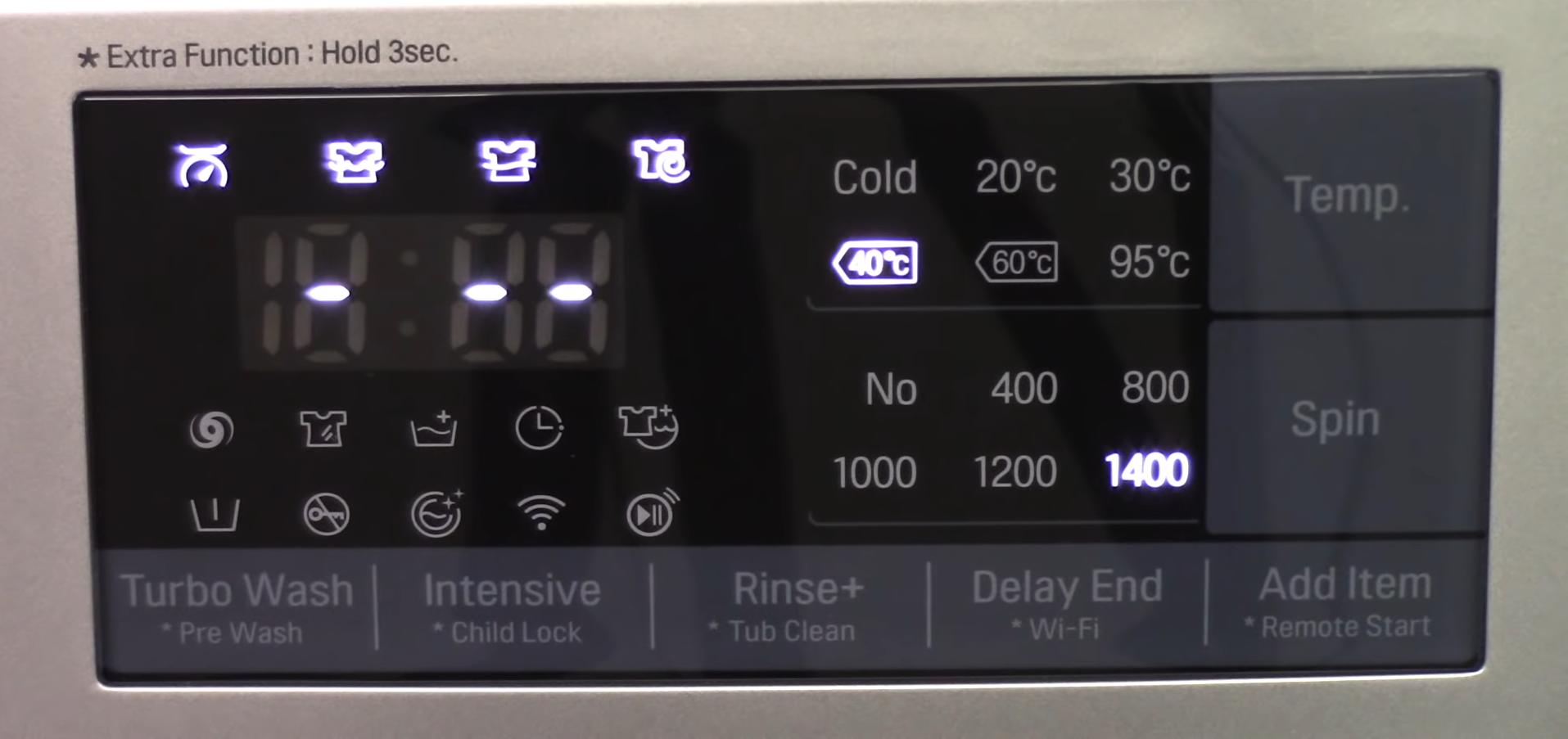 Washing Machine Hot Water Not Working In 2020 Washing Machine Bosch Washing Machine Lg Washing Machines