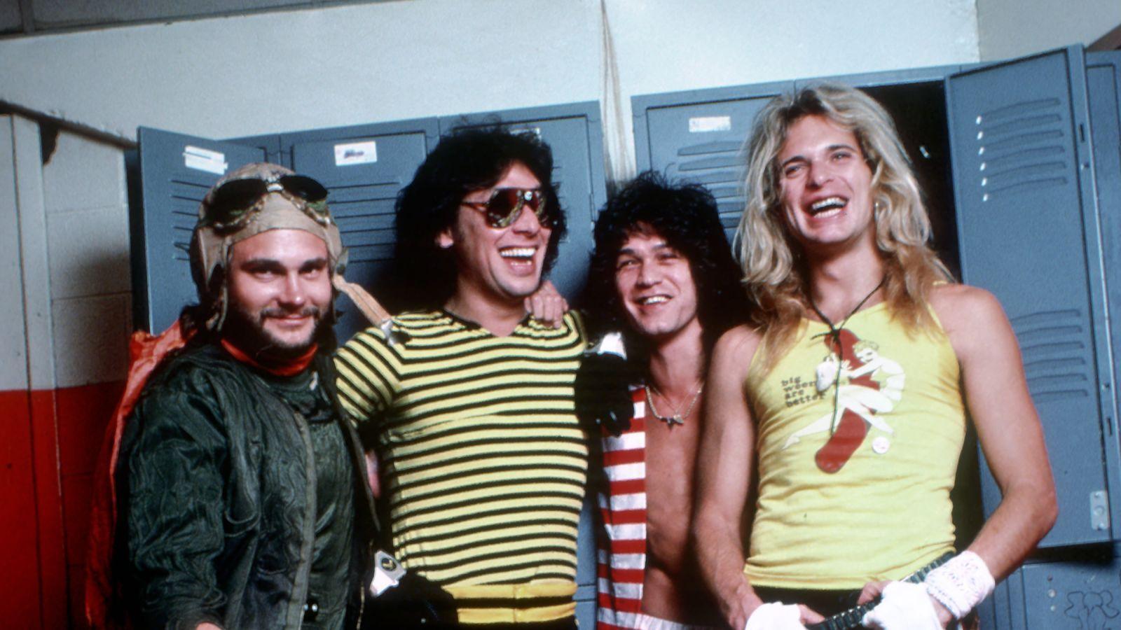 Pin By Sakura On Van Halen In 2020 Van Halen Eddie Van Halen Photoshoot