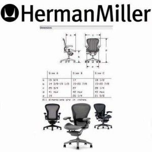 Healed After Using Herman Miller Aeron
