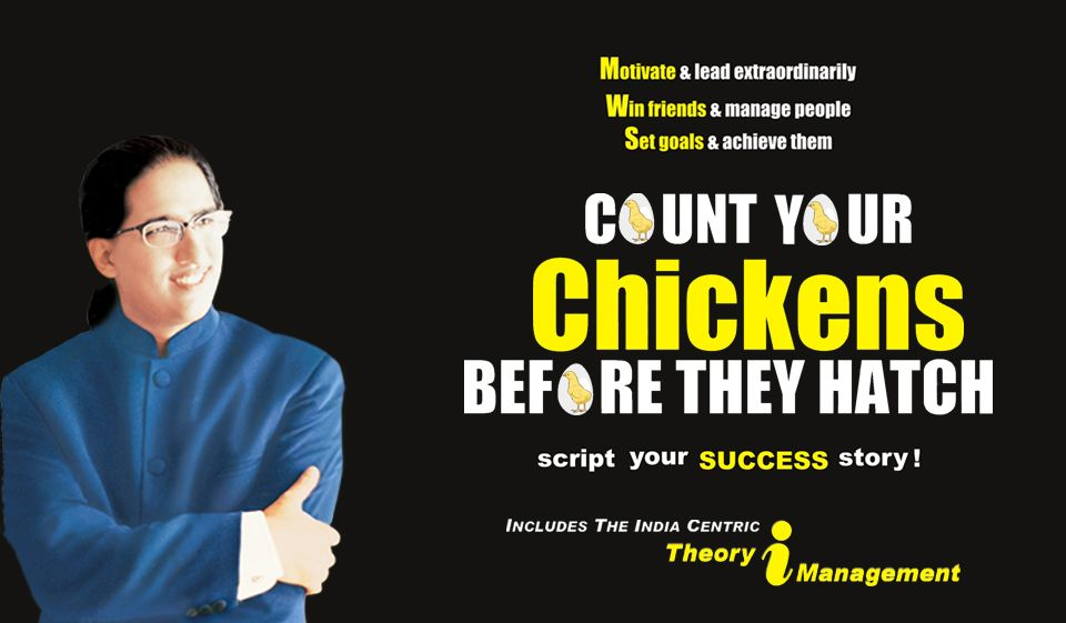 Count Your Chicken Before They Hatch Success Stories Motivation