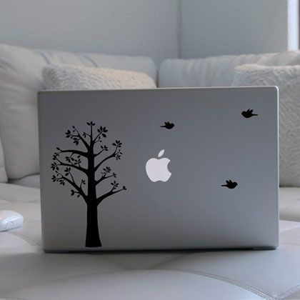 50 amazing MacBook decals that you can buy online
