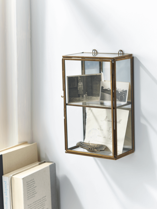 Wall Hanging Glass Box Glass Display Box Glass Display Shelves Glass Shelves Kitchen