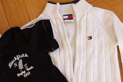 boys * fashion * ebay: Tommy Hilfiger Strickjacke - Verkäufer: kleinemucklas - entdeckt durch: www.modenavigator.de