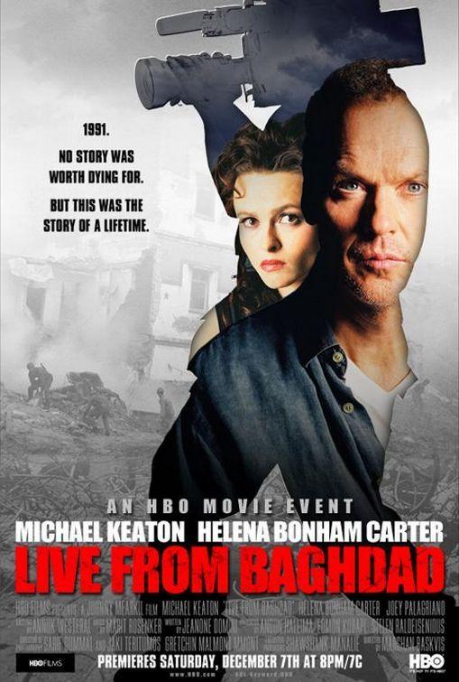 Na żywo z Bagdadu / Live From Baghdad (2002) PL.DVDRip.XviD-NN / Lektor PL