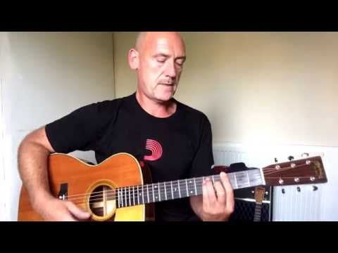 Jj Cale After Midnight Guitar Lesson By Joe Murphy Youtube